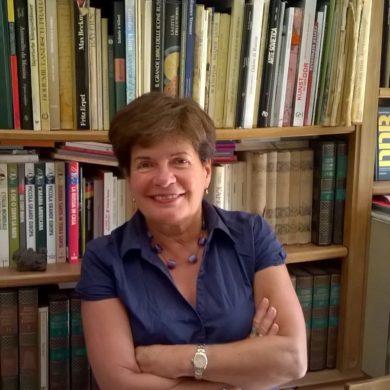 Claudia Scandura, professore di Lingua e Letteratura Russa dell'Universita di Sapienza