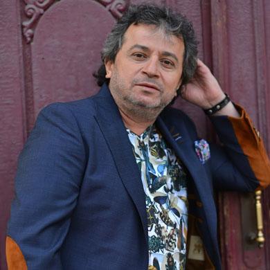 Akim Salbiev, attore, regista, sceneggiatore, produttore ed artista emerito della Federazione Russa