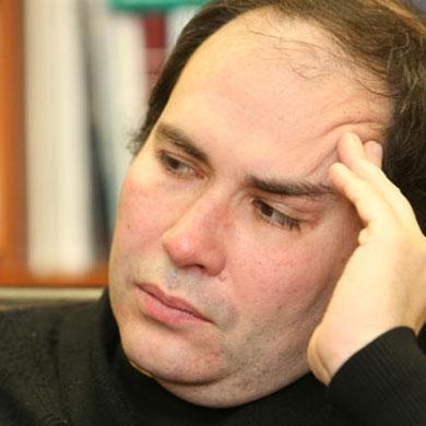 Maxim Zamshev, primo segretario del consiglio a Mosca dell'Organizzazione