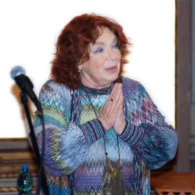 Lora Guerra moglie del produttore, regista, scrittore Tonino Guerra